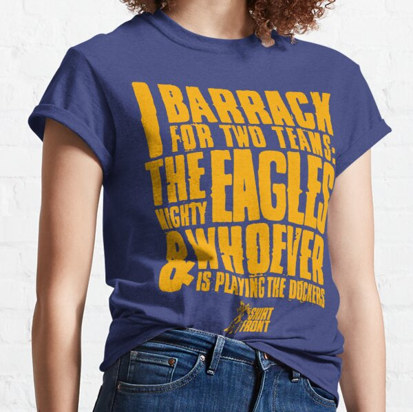 Two Teams: Eagles Classic T-Shirt