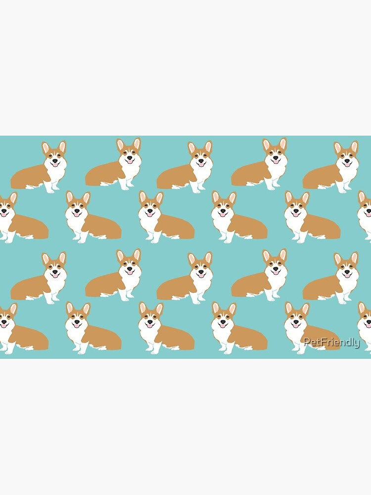 Corgi Welsh Corgi gifts cute must haves for the funny corgi puppy dog lover  by PetFriendly