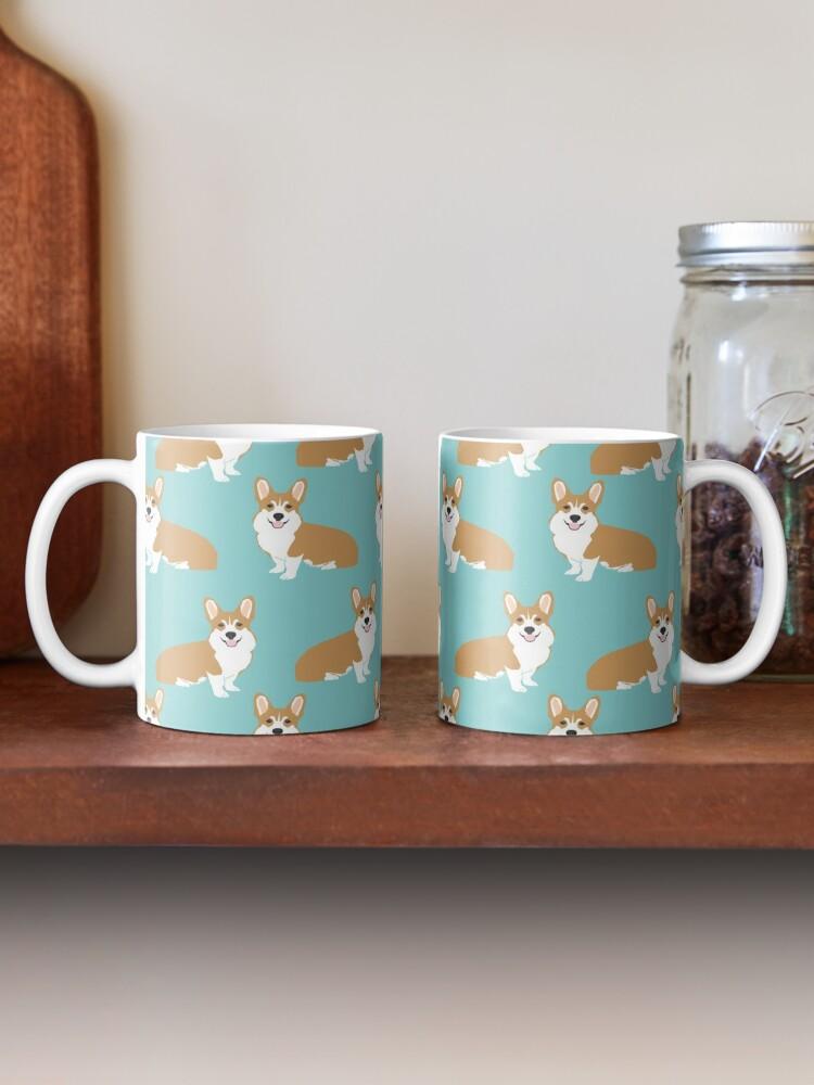 Alternate view of Corgi Welsh Corgi gifts cute must haves for the funny corgi puppy dog lover  Mug
