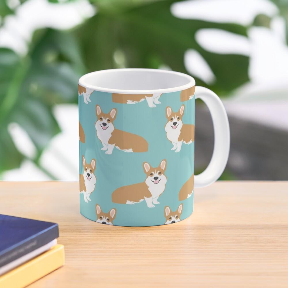 Corgi Welsh Corgi gifts cute must haves for the funny corgi puppy dog lover  Mug