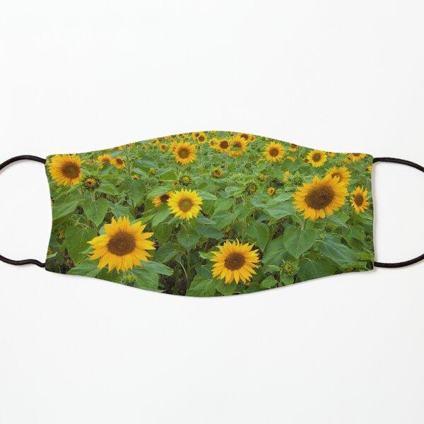 Sunflowers Kids Mask