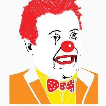 Clown Joey by NLRB