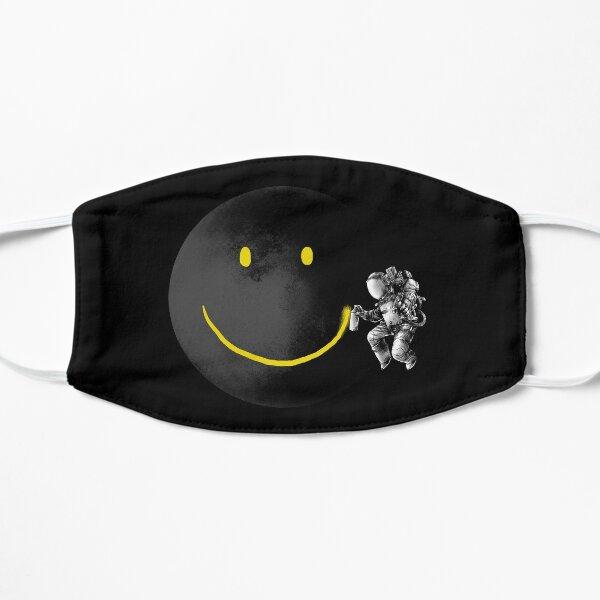 Make a Smile Flat Mask