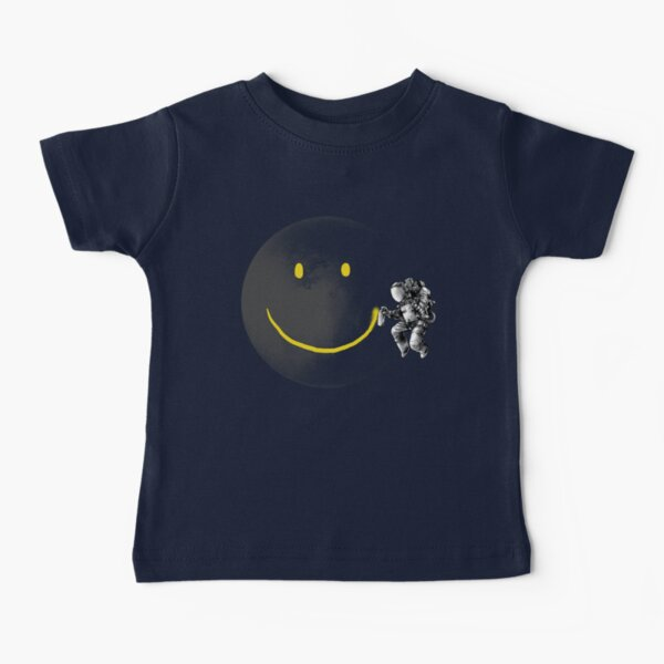 Make a Smile Baby T-Shirt