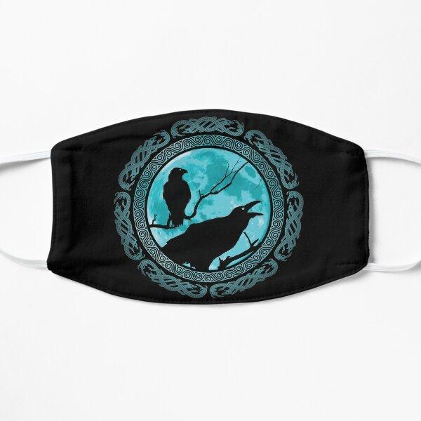 Hugin Munin Odins Ravens Mask