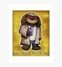 The Big Bowwowski Art Print