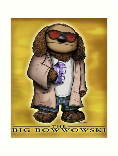 The Big Bowwowski by Kenny Durkin
