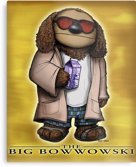 The Big Bowwowski by Kenny Durkin