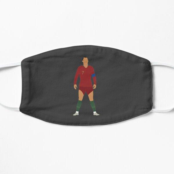 Cristiano Ronaldo. Portugal, Football. Masque sans plis