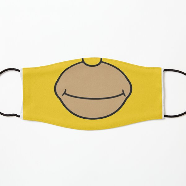 Homer Simpson Mask Kids Mask