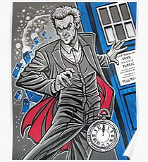 "The Twelfth Doctor (""All Thirteen!"") Poster"