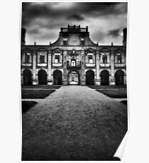 Kirby Hall Poster