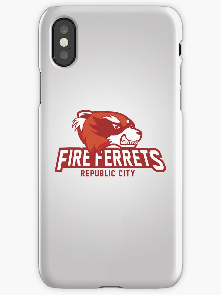 Republic City Fire Ferrets by Rachael Raymer