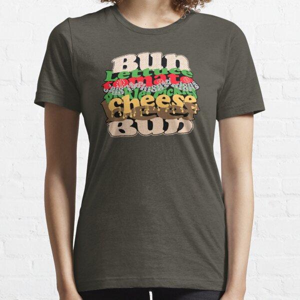 Cheesy Burger Essential T-Shirt