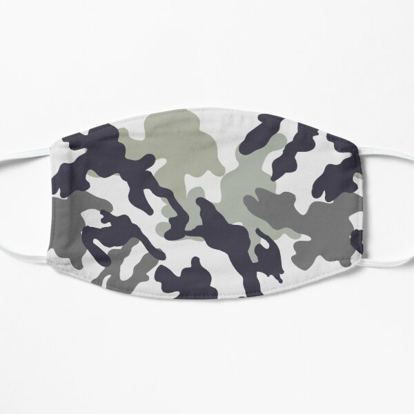 Camouflage Camo Background Mask