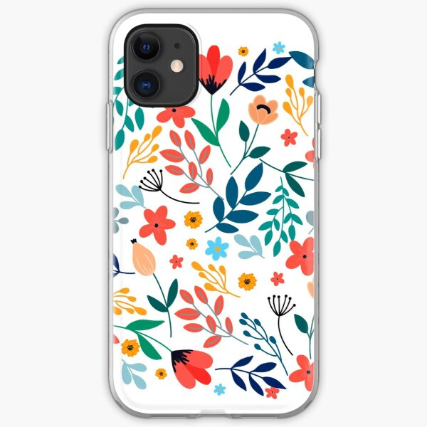 Ditsy Floral  iPhone Soft Case