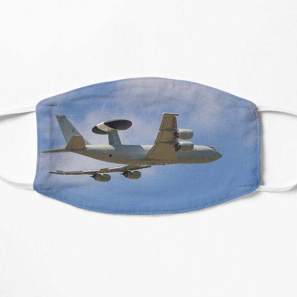 AWACS Boeing E-3 Sentry Flying Flat Mask