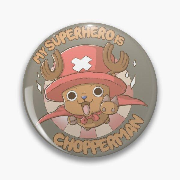 Chopperman Pin