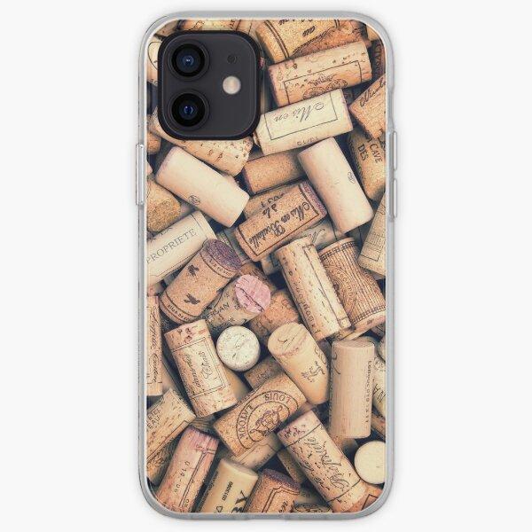 Weinkorken iPhone Flexible Hülle