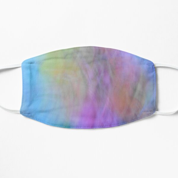 Colorful blur Flat Mask