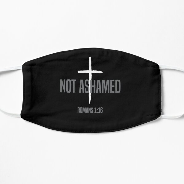 I am not ashamed of the gospel Mask