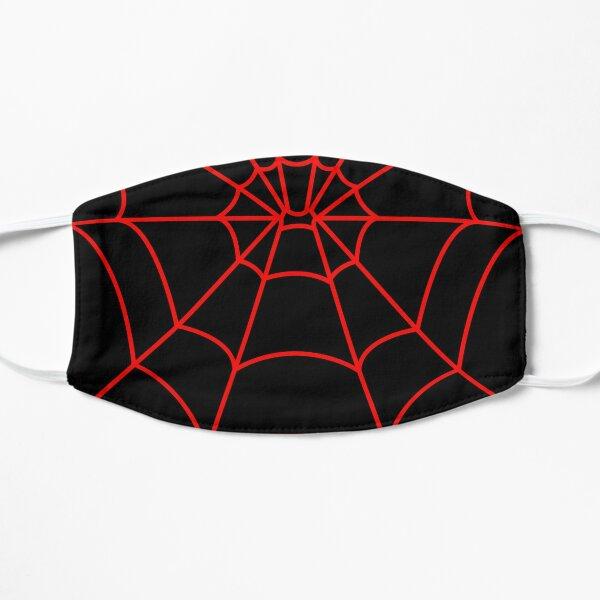 Miles Spider Amazing superhero (Quarantine trendy mask style 2020 Coronavirus covid-19) Flat Mask