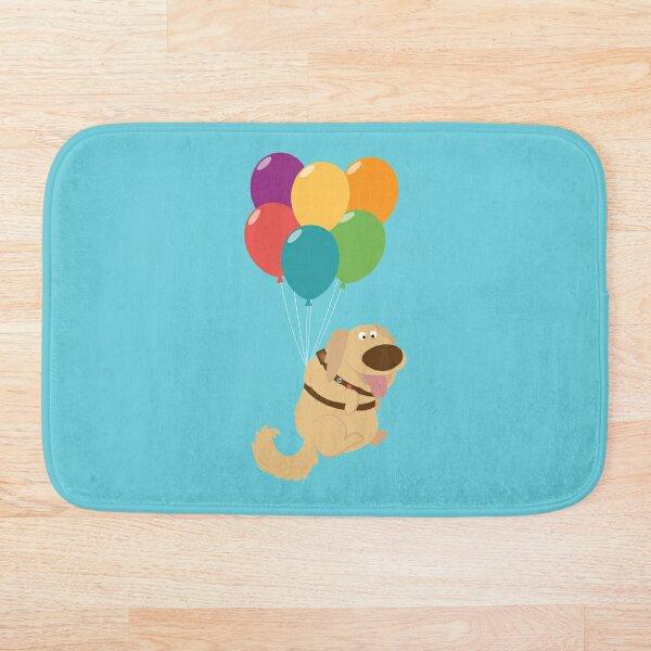 Dug Balloons Bath Mat