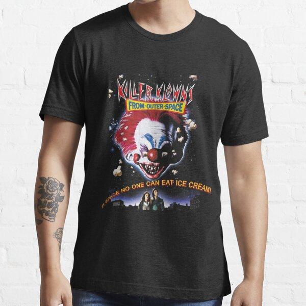 Killer Klowns vu de l'espace T-shirt essentiel