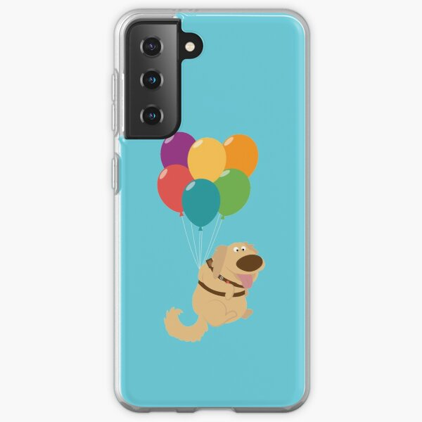 Dug Balloons Samsung Galaxy Soft Case
