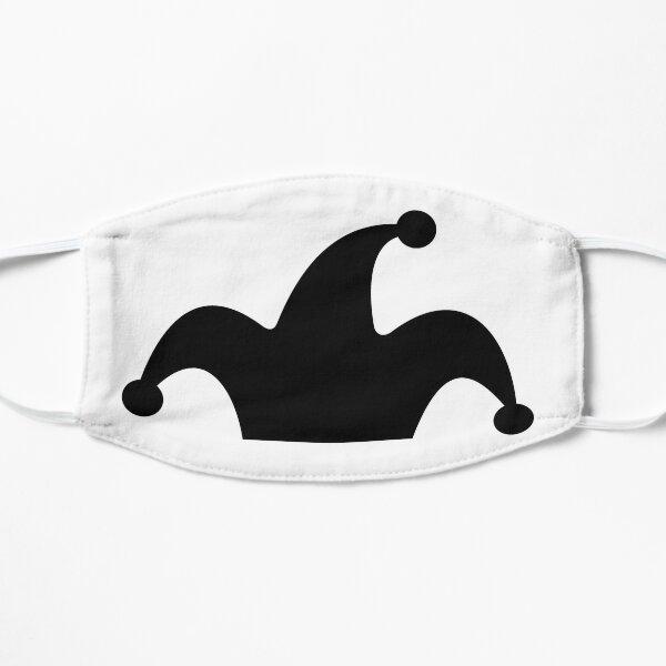 Phoole Jester Hat Logo by Tiffany Flat Mask