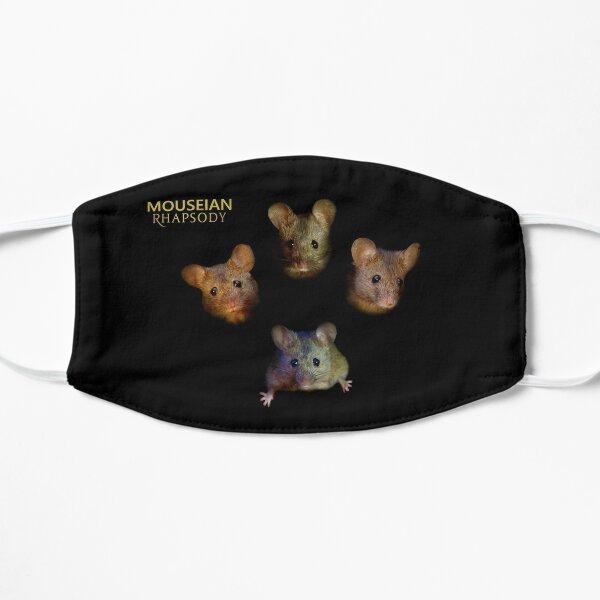 Mouseian Rhapsody - Bohemian Rhapsody Flat Mask