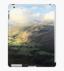 Patterdale in the Lake District National Park, UK iPad Case/Skin