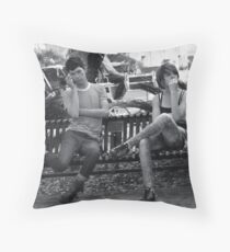 Rejection Throw Pillow