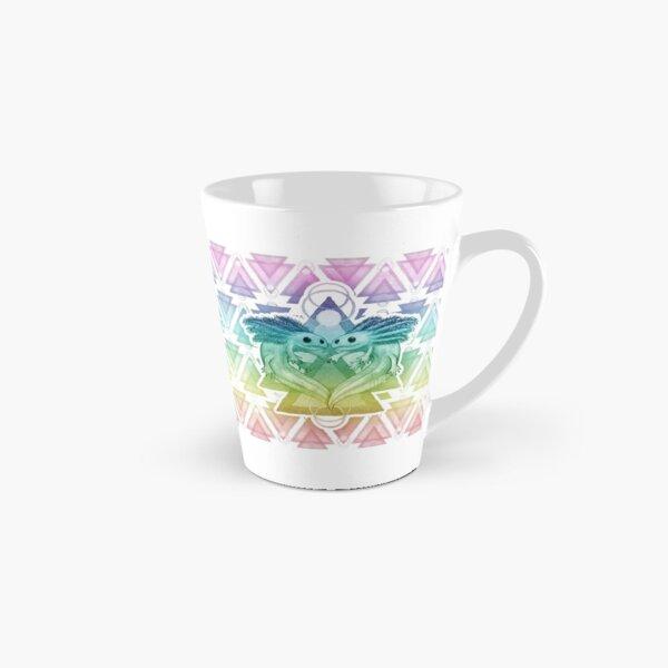 Axolotl Lovers Regenbogen Tasse (konisch)