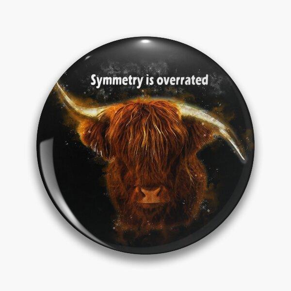 Highland symmetry Pin