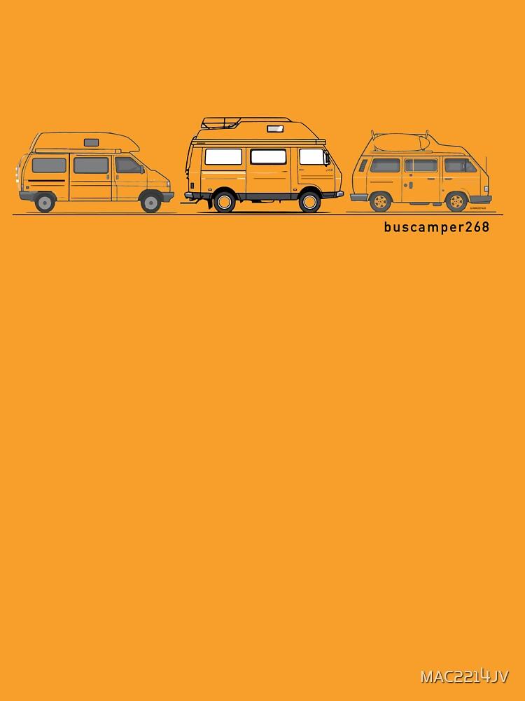 Our Hightop Campervans - buscamper268 by MAC2214JV
