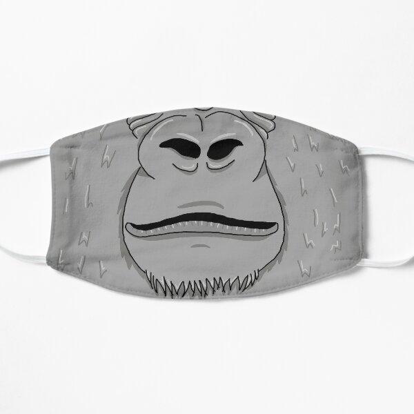 Gorilla Flache Maske