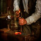 The Blacksmith by Peter Hammer