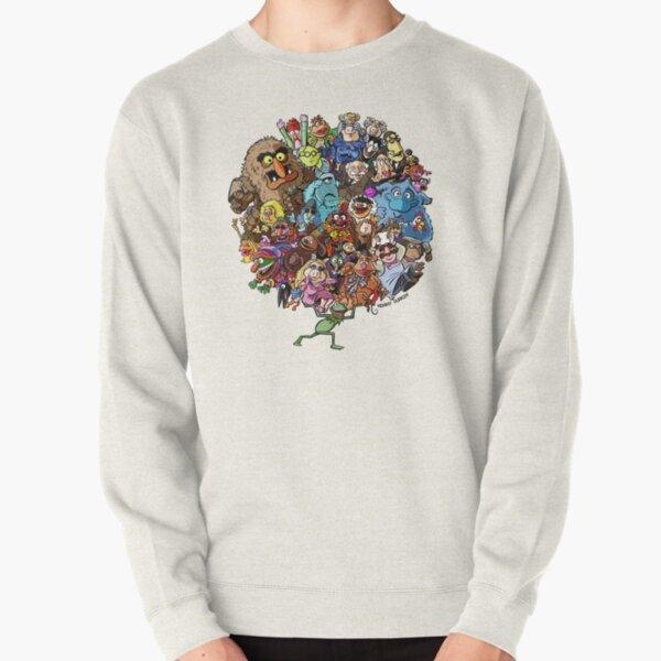 Muppets World of Friendship Pullover Sweatshirt