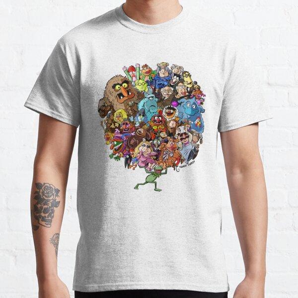 Muppets World of Friendship Classic T-Shirt