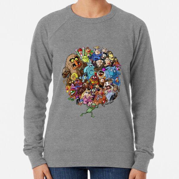 Muppets World of Friendship Lightweight Sweatshirt
