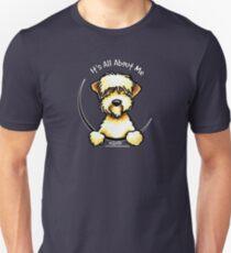 Soft Coated Wheaten Terrier IAAM Unisex T-Shirt