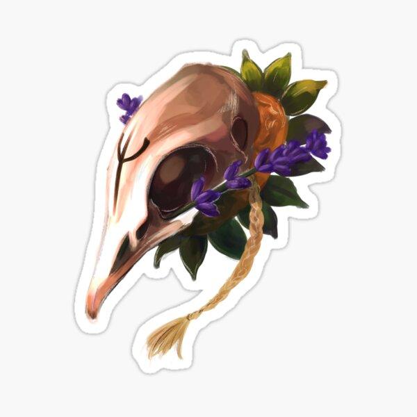 Scylla's Corsage  Sticker