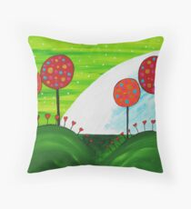 ♥ ♥ ♥ ♥ ♥ Once upon a Time ♥ ♥ ♥ ♥ ♥ Throw Pillow