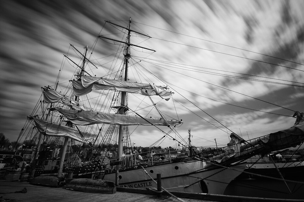 Setting the sails by RBuchhofer