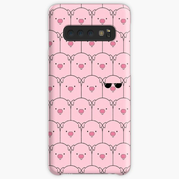 That Cool Pig Samsung Galaxy Snap Case