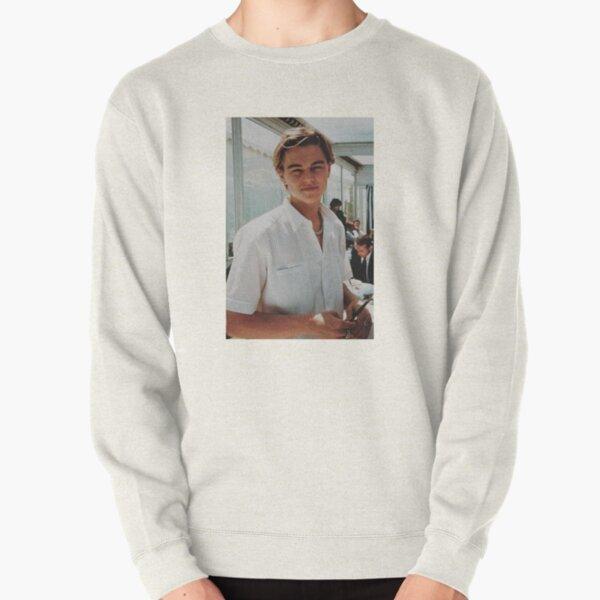 LEONARDO DICAPRIO // LEO Pullover Sweatshirt