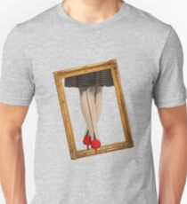 Hot Shoes - Red! Unisex T-Shirt