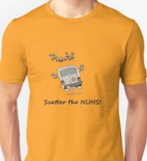 Scatter the nuns T-Shirt