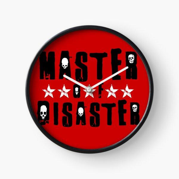 Master Of Disaster Uhr